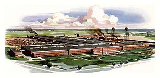 Kaiser Frazer Plant